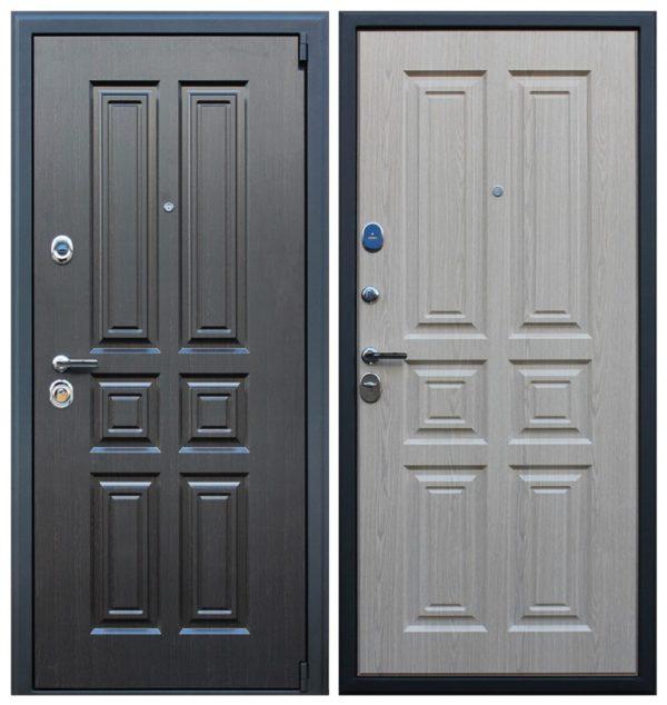 Дверь с трехконтурным уплотнением СП169